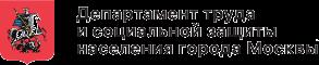 Логотип УСЗН в Москве
